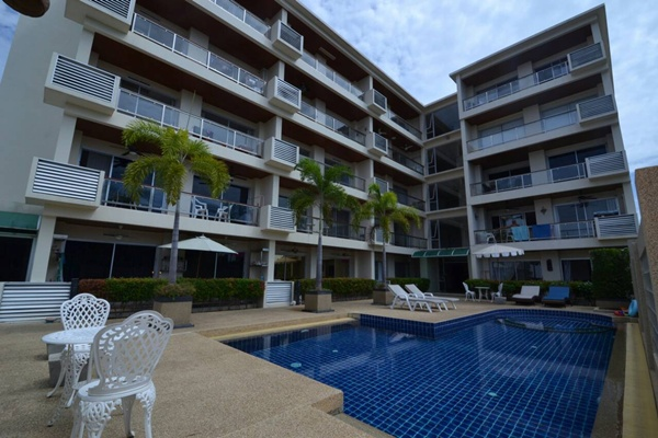1-2 Br.Apartments near Rawai beach