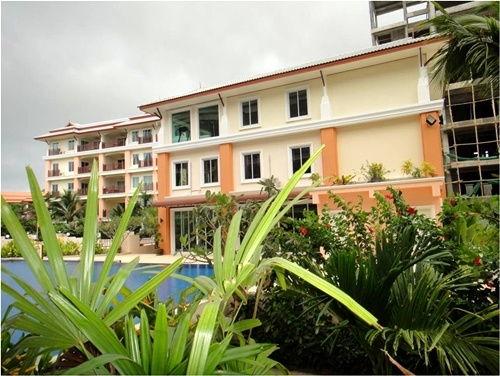 The Palm Residence sale