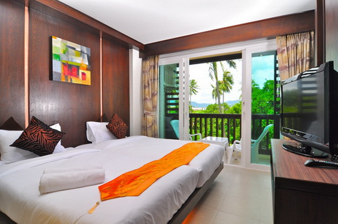 Deluxe-Charming Apartments, Rawai