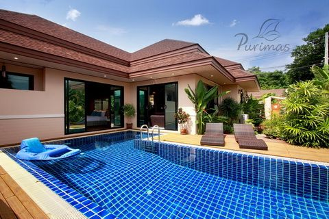 Quality Villa7 for Rent, Nai Harn