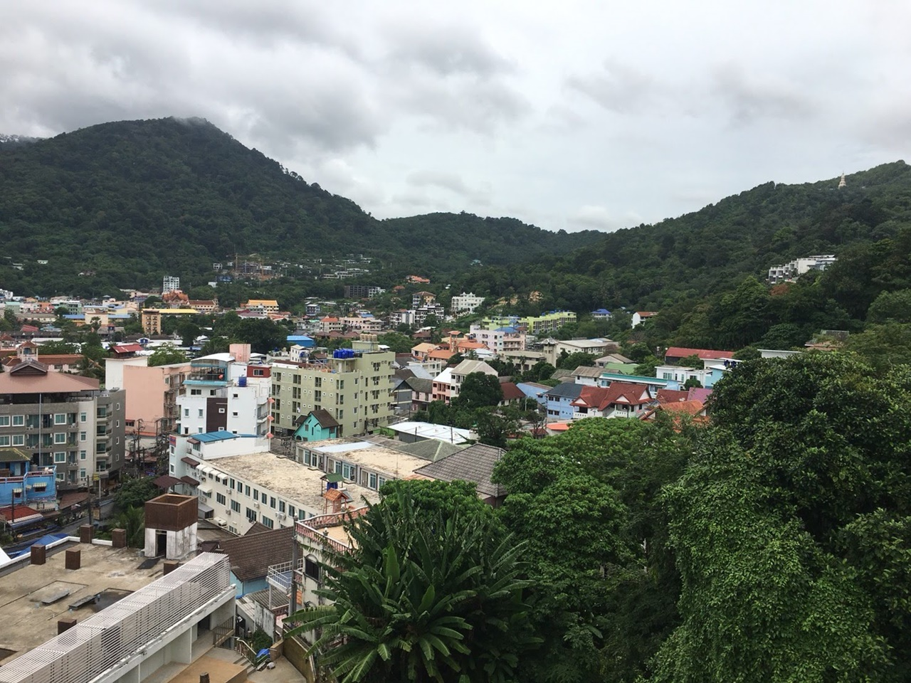 Penthouse Condo in Patong