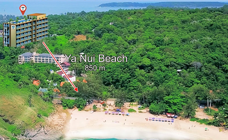 New Condo for sale in Yanui-Rawai beach